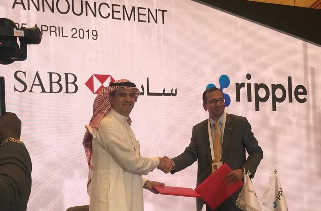 SABB, HSBC's Collaborates With Ripple To Launch Payment Systems