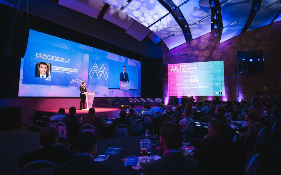 Malta A.I. & Blockchain Summit welcomes 5,500 delegates