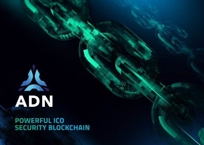 Introducing ADN — A Powerful ICO Security Blockchain