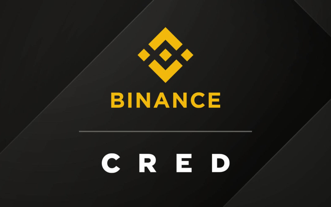 Crypto Lending Platform Cred Partners With Binance Mainnet