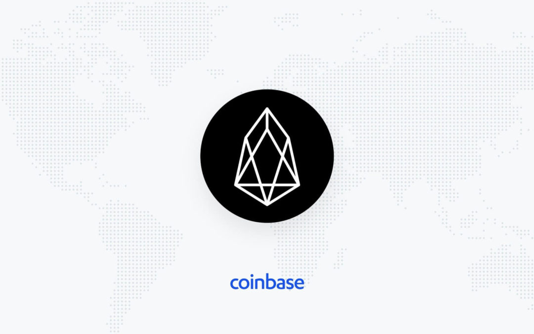 Cryptocurrency Exchange Coinbase Adds Support For EOS