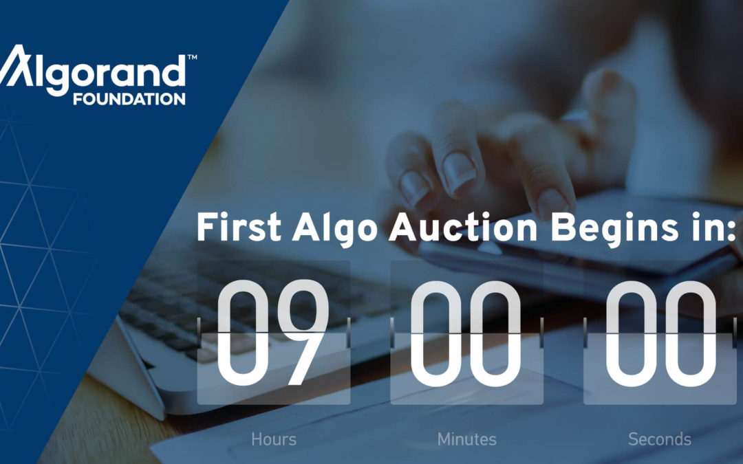 Blockchain Firm Algorand Raises $60 Million In Token Sale