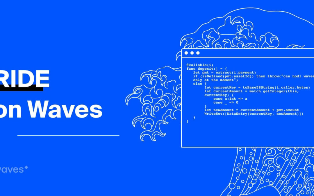 Blockchain Startup Waves Updates Blockchain To Allow For DApps