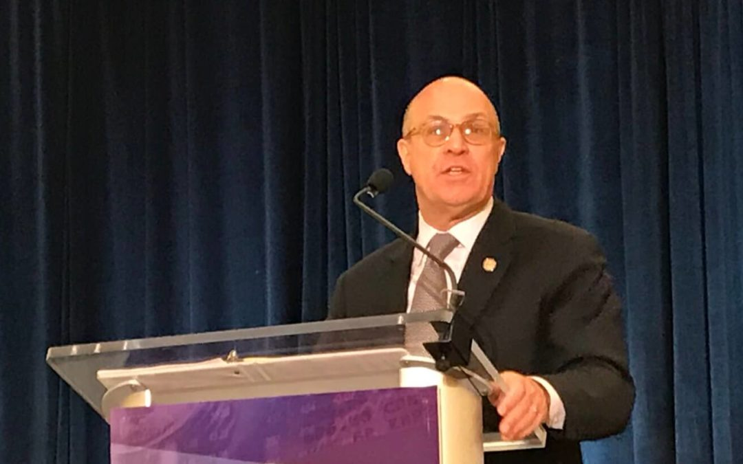 US CFTC Chairman Claims Blockchain Could Have Been Instrumental In 2008 Financial Crash