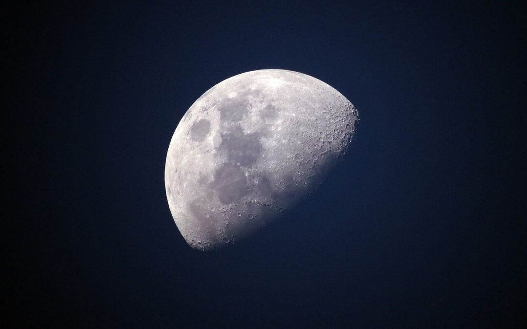 Diana, A Blockchain 'Lunar Registry,' Attempts To Tokenize The Moon