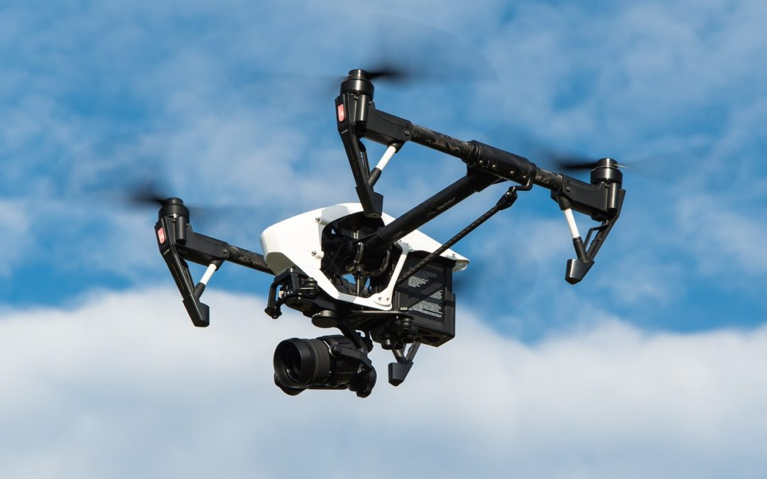 Walmart Files Patent Application for Blockchain Based Drone Communication Network