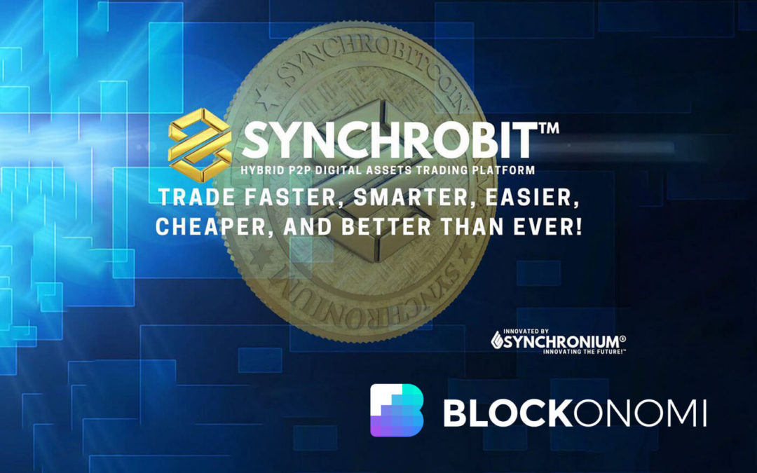 SynchroBit™, the Revolutionary Innovative Hybrid Trading Platform